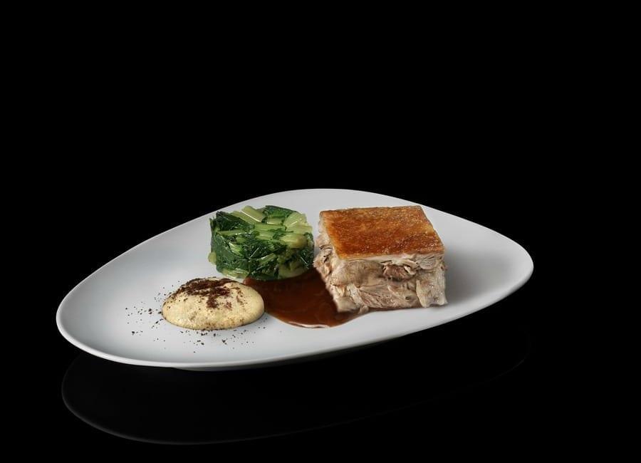 Roast Suckling Pig di Massimiliano Alajmo