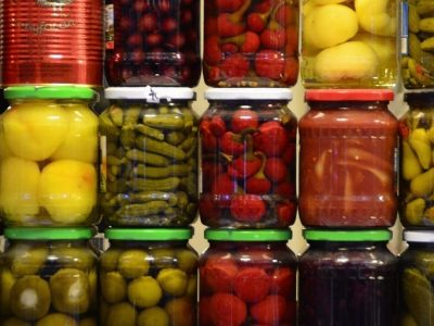 Jamming, Canning & Preserving the Italian summer