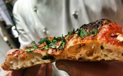 Bonci comes to Chicago, Callegari opens Trapizzino in New York. Pizza italiana conquers the USA