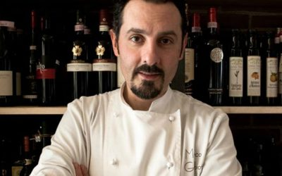 Recipes from great chefs. Four dishes by Marco Gubbiotti