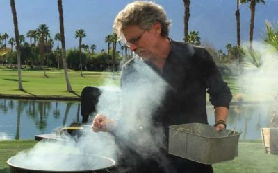 American grill king Steven Raichlen's Italy plans