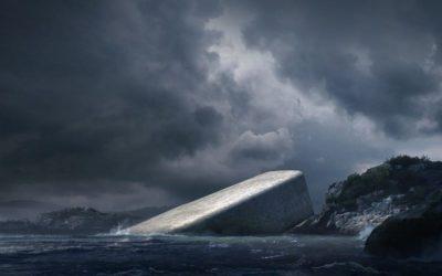 Under, Europe's first underwater restaurant opens in 2019 in Norway, design by Snøhetta