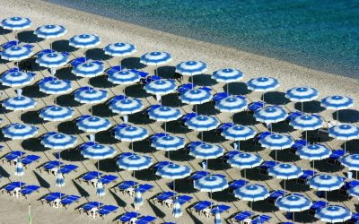 Italian beach meals