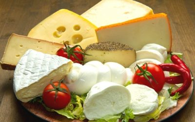 The French love mozzarella, Americans love Pecorino, the Chinese adore ricotta: a map of Italian cheese loved around the world