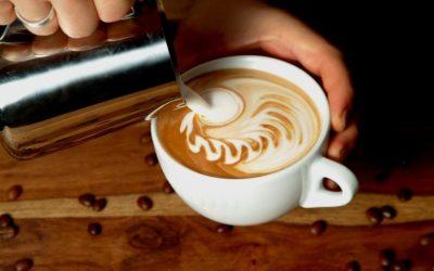 Specialty coffee bar Milan