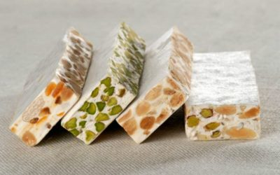 Torrone, how to make it at home for Christmas