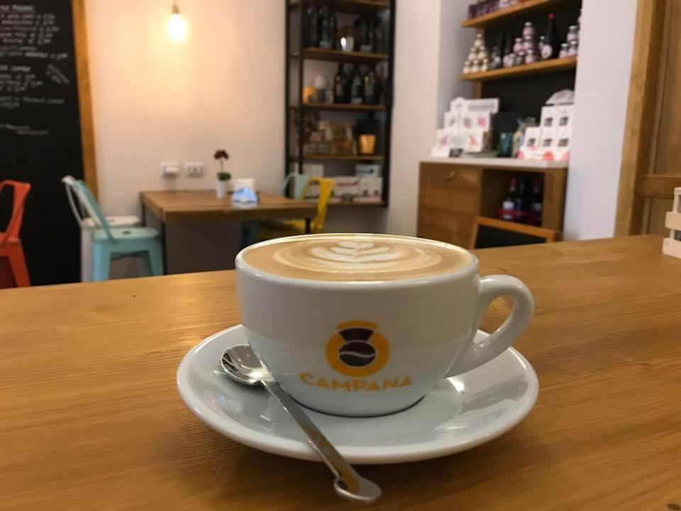 Campana Bottega dei Caffè Speciali
