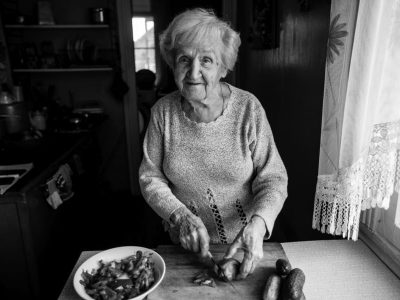 The nonna and the international marketing of Italian food