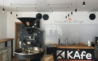 Kàfe coffee roastery machine