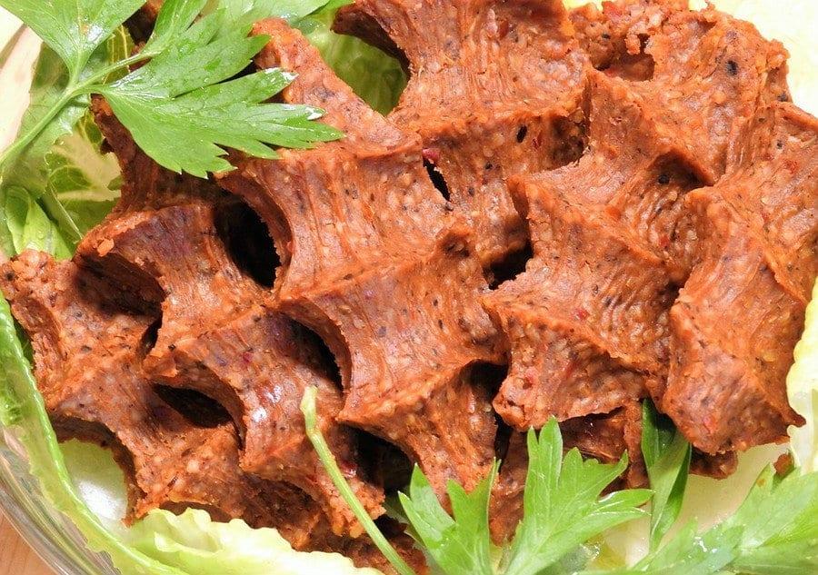 Çiğ Köfte (polpette crude)