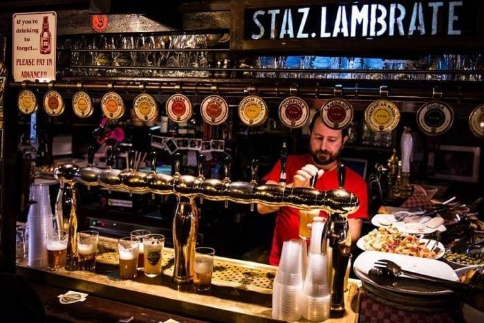 Milan. Lambrate