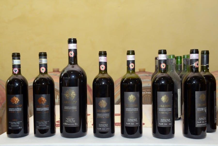 Lilliano wines
