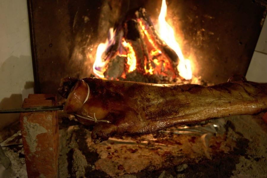 porcetto sardo arrosto
