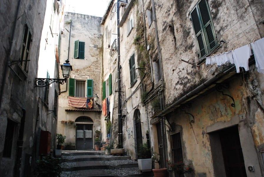 San Remo, city centre
