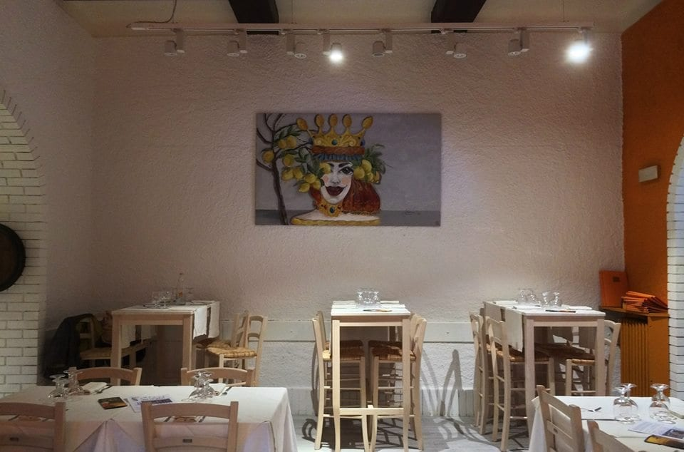 Siciliah in Milan