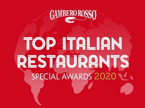 Top Italian Restaurants 2020 cover