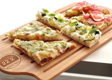 22.2º Pizza al Taglio