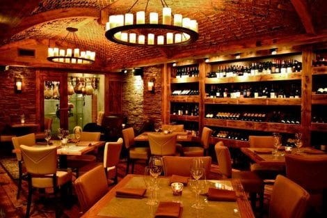 Contadi Castaldi BEST WINE BAR IN THE US