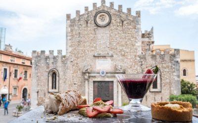 Al Duomo restaurant, Taormina