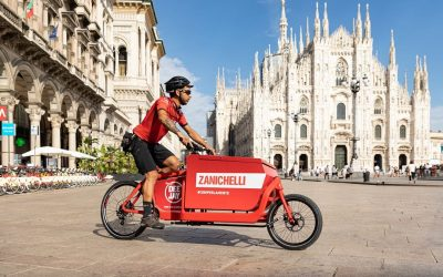 Ciboperlamente. Food delivery has inspired Zanichelli, bringing words for those hungry for culture