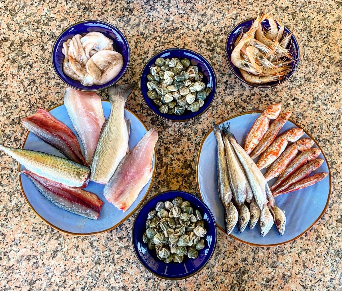 Dol Fish in Rome: delivery service operated by Dol brings home fish from the Lazio coast