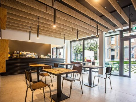 Hum.us in Venice, new idea for a university canteen opens in the city