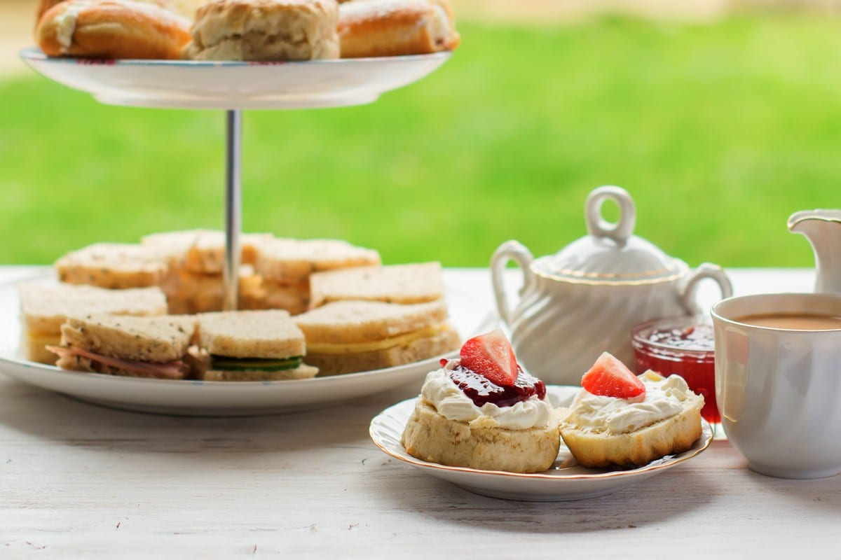 Find out more about afternoon tea