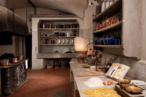 Find out more about Italy's ancient kitchens