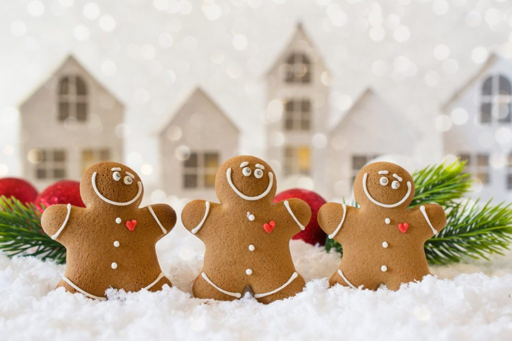 Find out more about the history of gingerbread men