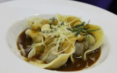 Find out more about braised cheek ravioli