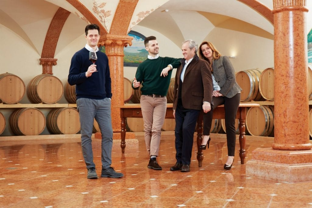 find out more about Cottini's winery