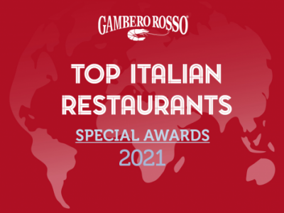 Find out more about Top Italian Restaurants special awards 2021