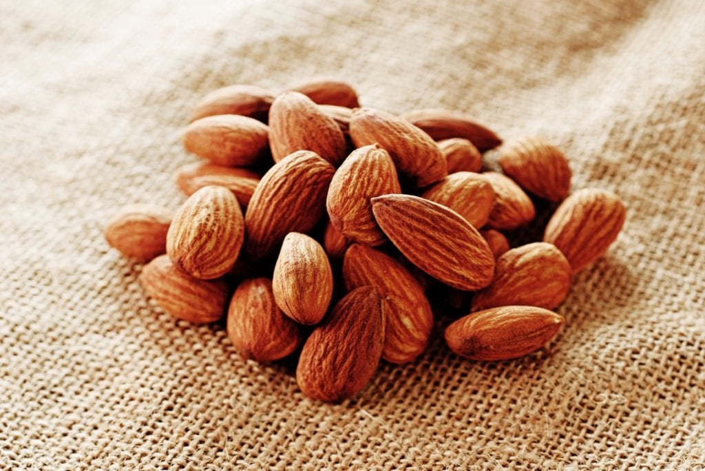 Find out more about almonds