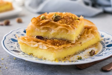 Find out more about semolina desserts