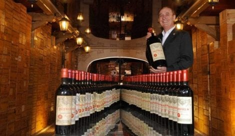 Find out more about Chasseuil's Louvre of wine