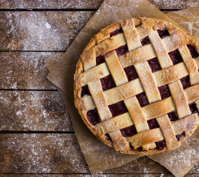 Find out more about gluten free crostata
