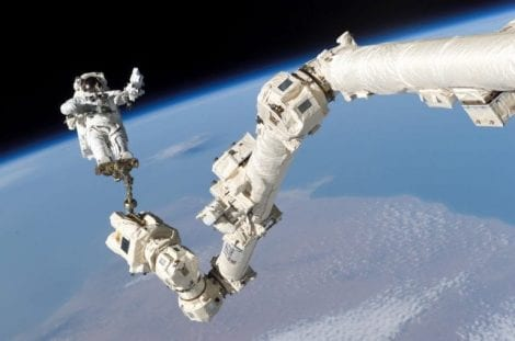 Find out more about Deep food space challenge