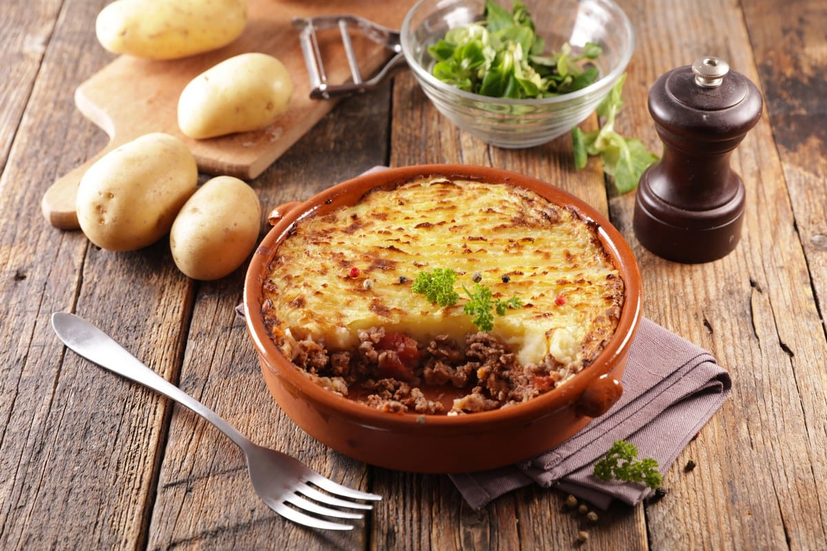 Find out more about the history of Shepherd's pie