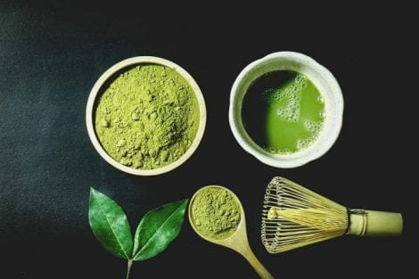 Find out more about matcha tea
