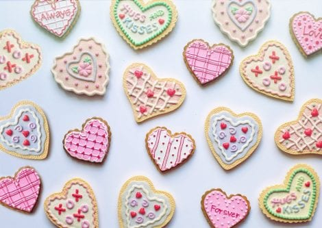 FInd out more about Valentines' day treats