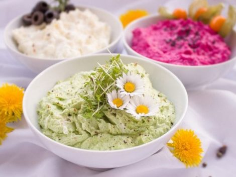 Find out more about edible flowers