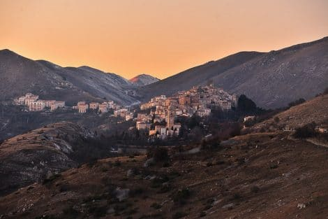Find out more about the hilltops of Abruzzo