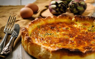 Find out more about savoury pies