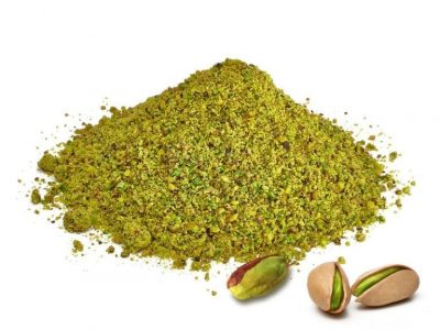Find out more about pistachio flour