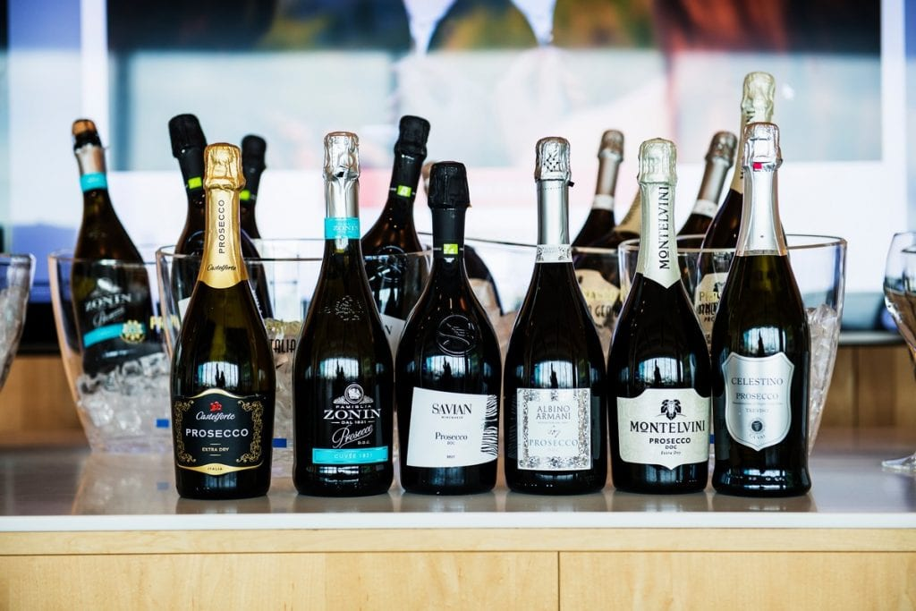 Find out more about Prosecco in Northern Europe