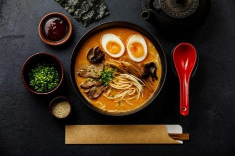 Find out more about ramen