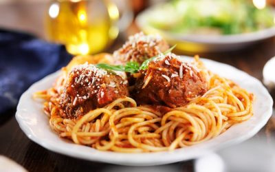 Find out more about spaghetti and meatballs