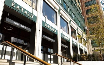 Find out more about Eataly in London
