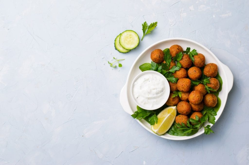 Find out more about vegetarian meatballs