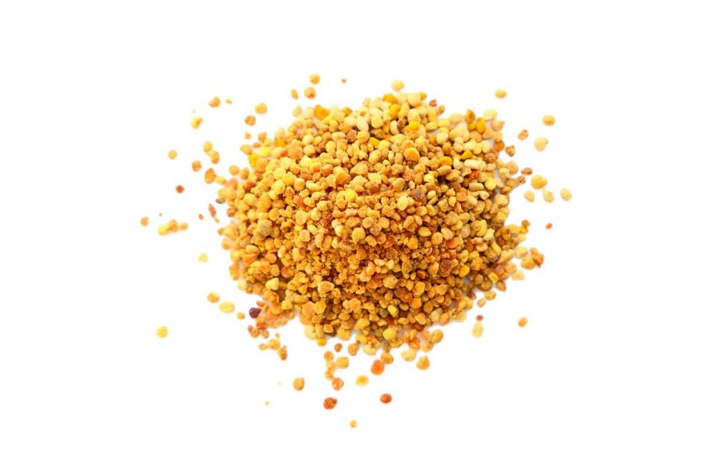 Find out more about pollen, royal jelly and propolis